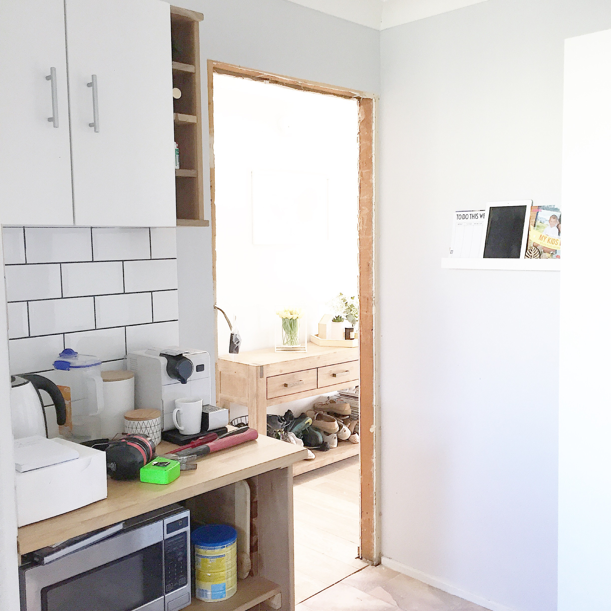 Our Kitchen Renovation | Part One | The Connie Diaries